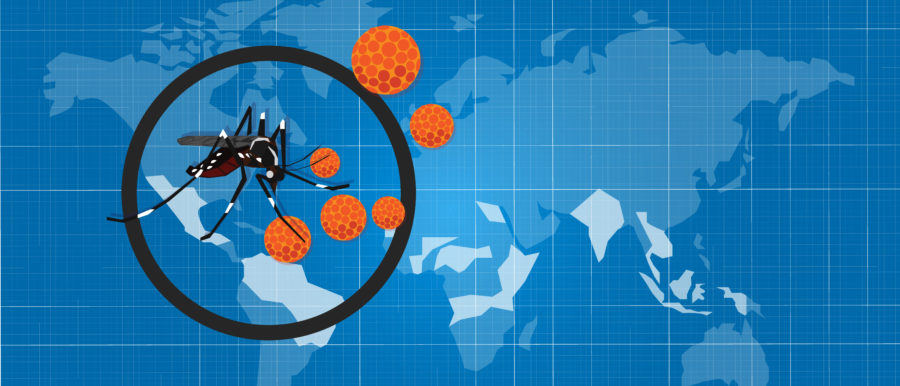 zika zica virus masquito aedes aegypti spread pandemic aotubreak