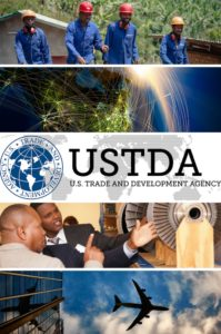 US Trade and Development Agency infographic