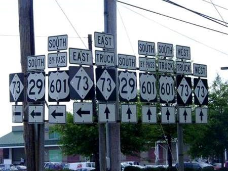 Usability - confusing signs