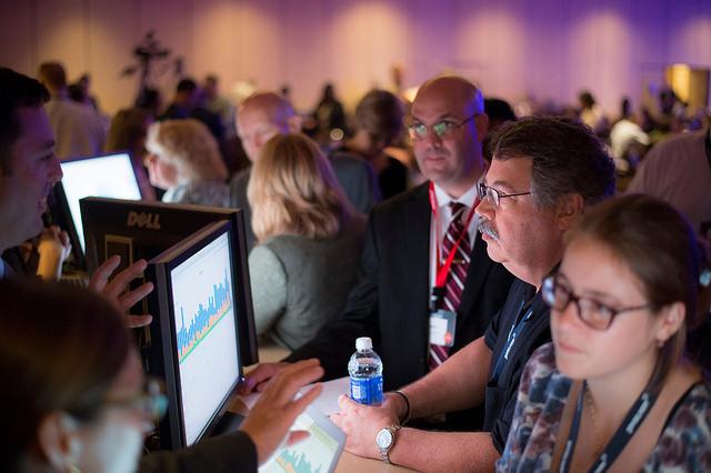 digital summit attendees