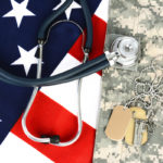 Military Health Care Concept